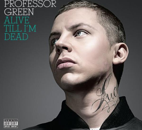 Professor Green<br><span>Alive Till I'm Dead Album</span>