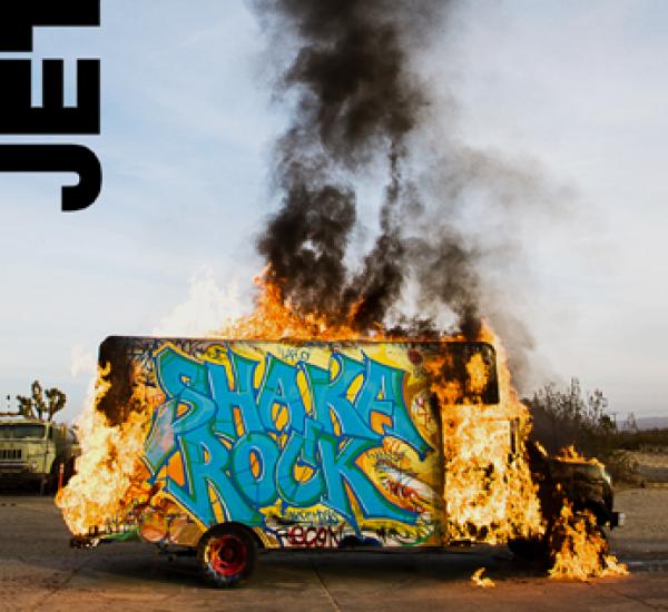 Jet<br><span>Shaka Rock (Album Vinyl Cutting)</span>