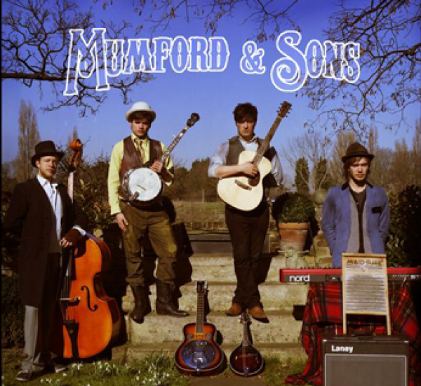 Mumford and Sons<br><span>Lend Me Your Eyes EP</span>