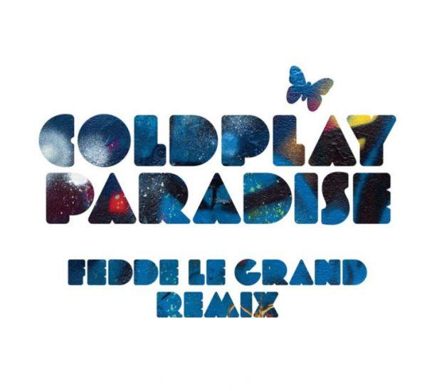 Coldplay<br><span>Paradise (Editing)</span>