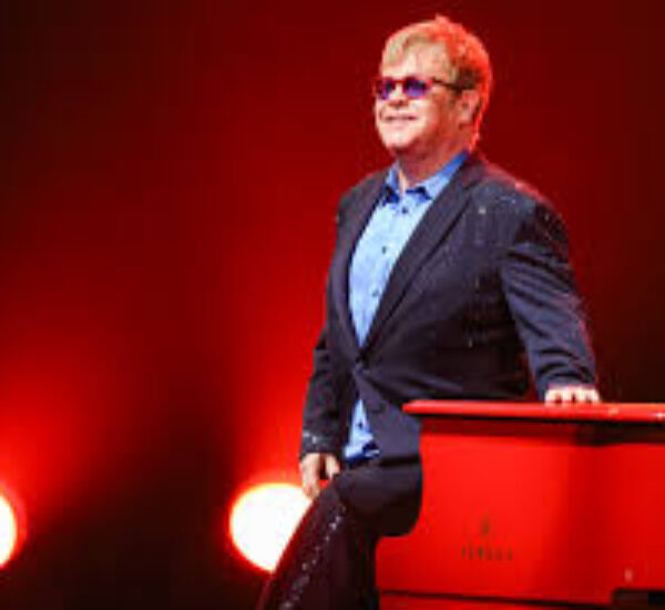 Elton John<br><span>In The Name Of You (UK Radio Edit)</span>