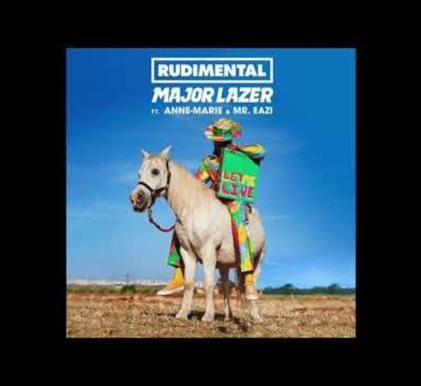 Rudimental – Major lazer<br><span>Live My Life (Stem editing and Mixing)</span>
