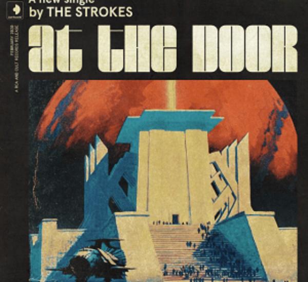 The Strokes<br><span> At the Door (UK Radio Edit)</span>