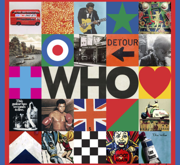 The Who<br><span> Break The News (UK Radio Edit)</span>